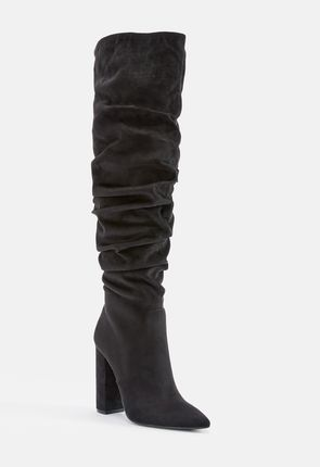 7eb407b982 Women's Black Over The Knee Boots On Sale - 50% Off Your 1st Order!