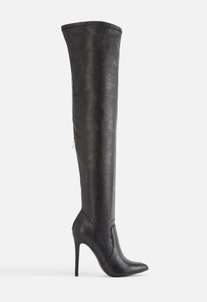 60c5a7e448 Cheap Knee High Boots On Sale - First Style for $10!