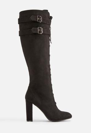 8e04dc663b Merri Lace-Up Tall Boot