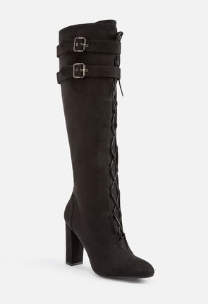 32f37c1bc5 High Heel Boots - Flat, Ankle, Knee High & Over the Knee High Heeled Boots