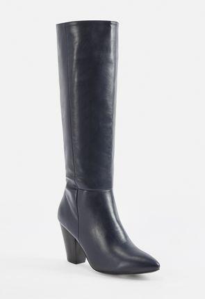 b9d155146f9 Lia Cone Heel Boot ...