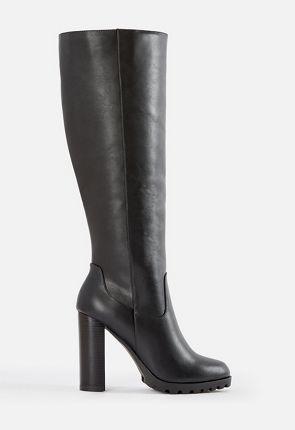 7cffbfed0b12 High Heel Boots - Flat