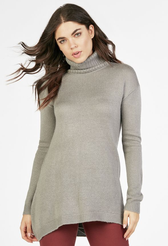 7c0a0ac5e01 Trapeze Sweater in Gray - Get great deals at JustFab