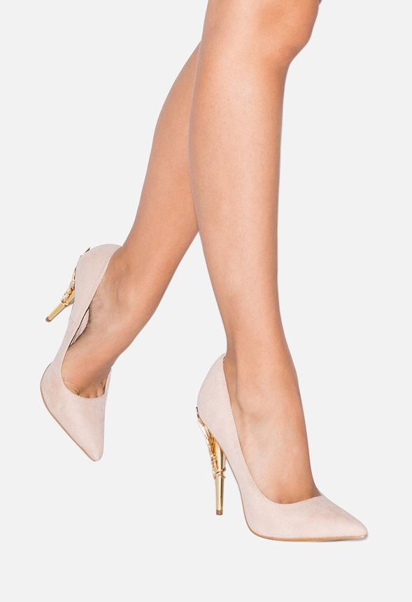 c1cb51a0584 ESPERANZA PUMP in BLUSH - Get great deals at JustFab