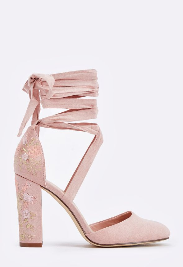175f74992ed4 Emmille in Blush - Get great deals at JustFab