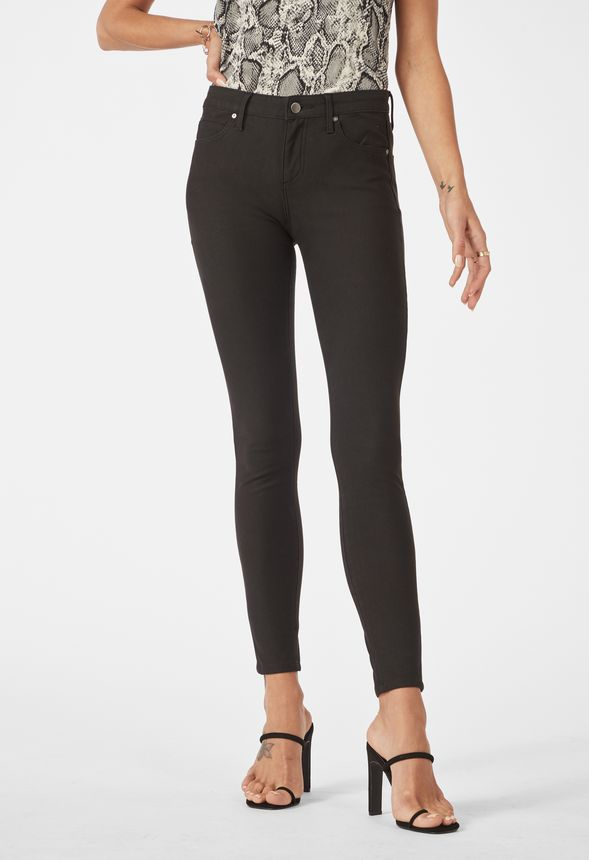 8a756bbe12d6c Perfect Jeggings in Black - Get great deals at JustFab