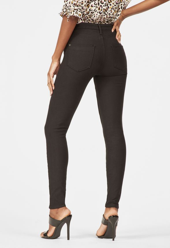 dirt cheap detailed images highly praised High Waisted Jeggings in Black - Get great deals at JustFab