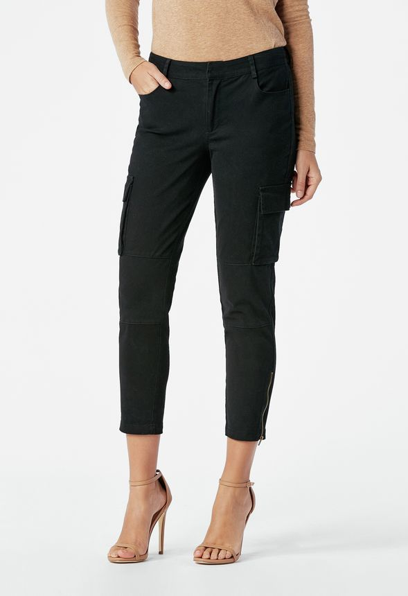 f88e5edae8 Cargo Pants in Black - Get great deals at JustFab