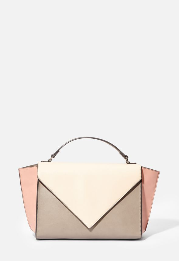 Must Have Modern Satchel by Justfab