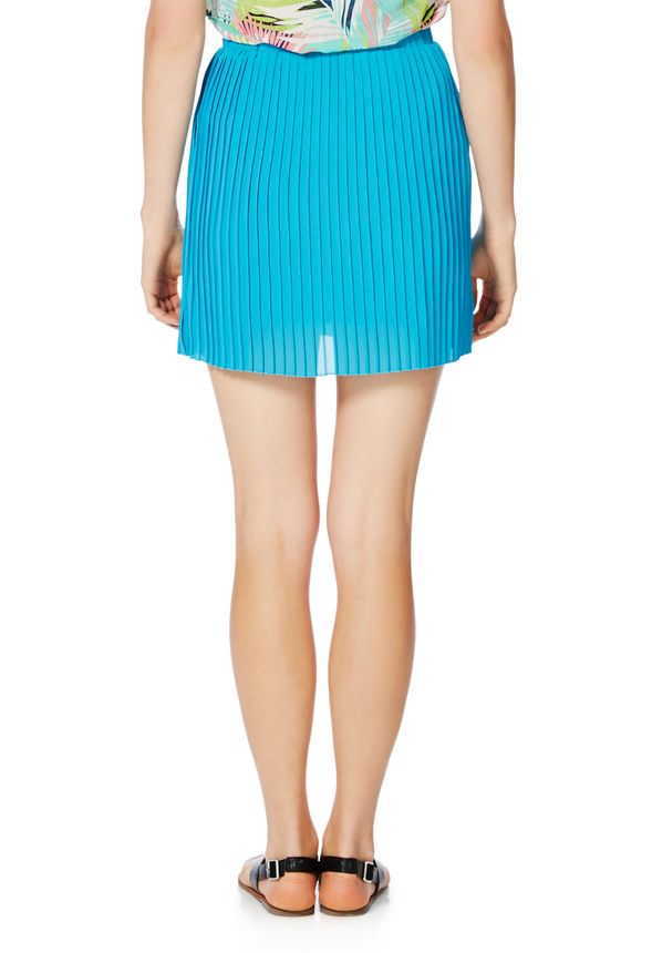 pleated mini skirt in pleated mini skirt get great deals