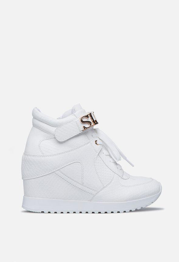 Katerina Embellished Wedge Sneaker in