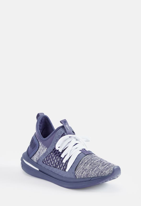 Puma Ignite Limitless Sr Netfit Sneaker in Blue - Get great deals at ... 046dc84ea