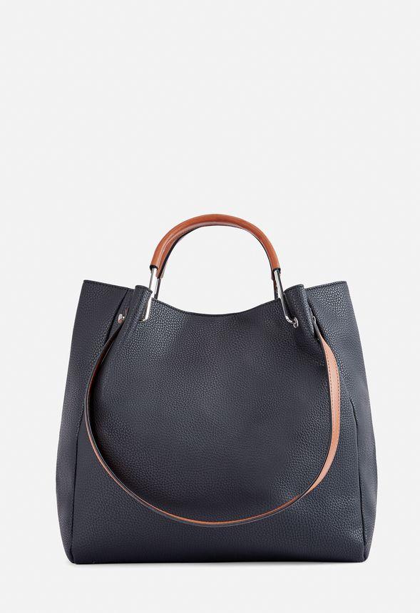bed7f3db8830 Mason Shoulder Bag in Black - Get great deals at JustFab