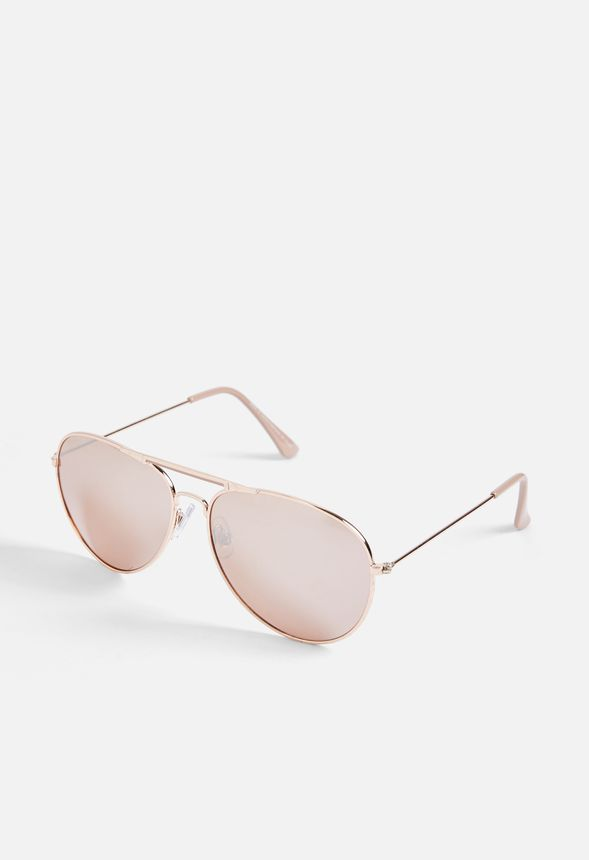 fe72fc82de Maverick Aviators Sunglasses Accessories in Rose Gold - Get great ...