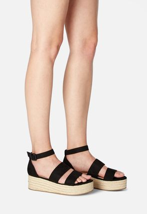 6b67571dc65 Women's Wedge Sandals On Sale - 75% Off Your First Item! | JustFab
