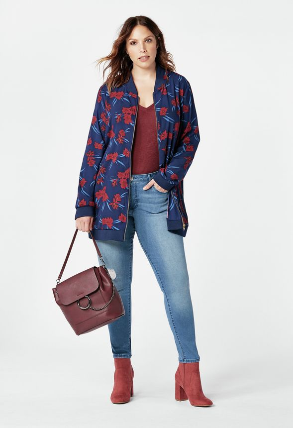 5a31b429386 Bomber, Please Outfit Bundle in Bomber, Please - Get great deals at JustFab