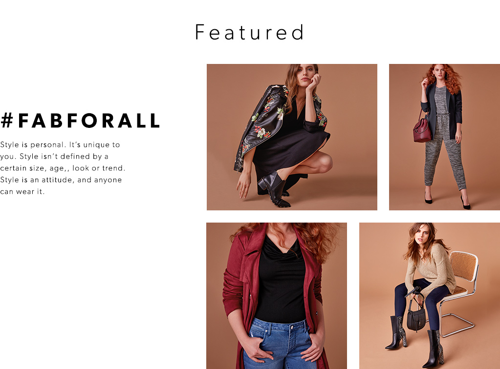 Fabuleux Women's Shoes, Boots, Handbags & Clothing Online | JustFab LV13