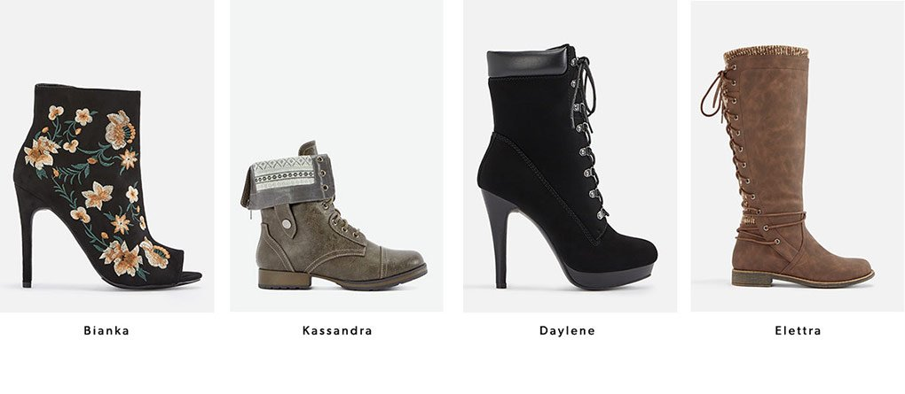 new products 95179 e0a47 Women s Shoes, Boots, Handbags   Clothing Online   JustFab