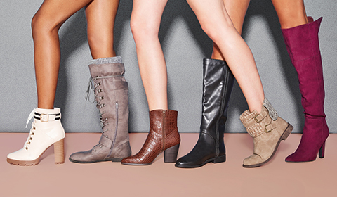Shop Affordable Boots for Women Online at JustFab