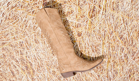 Shop JustFab for Affordable Cowgirl Boots Online