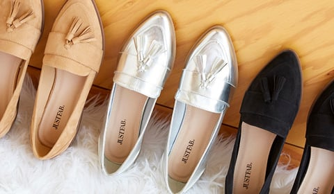 Affordable Flat Shoes