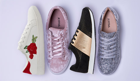 Shop Affordable Women's Sneakers Online at JustFab!