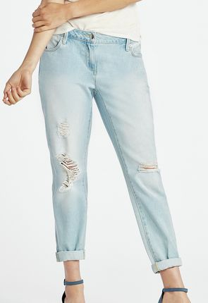 Cheap Boyfriend Jeans for Women - Buy 1 Get 1 Free for New Members!