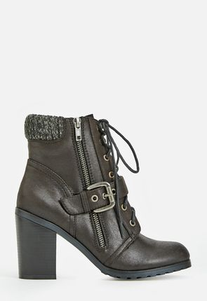 High Heel Ankle Boots - On Sale - Buy 1 Get 1 Free for New Members!