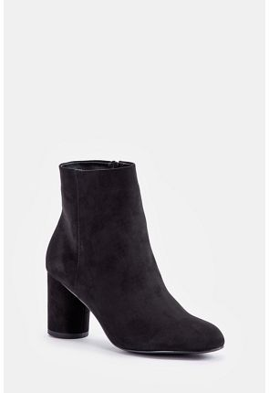 02ef0664110 Black Booties for Women On Sale - Buy 1 Get 1 Free for New Members!