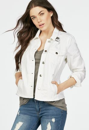 Women's Denim Jackets On Sale - Buy 1 Get 1 Free for New Members!
