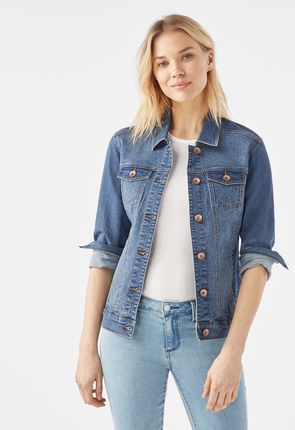 575a61b13c Women's Denim Jackets On Sale - Buy 1 Get 1 Free for New Members!