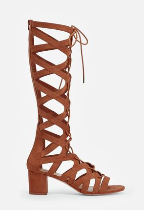 7d54ae9c242 Knee High Gladiator Sandals On Sale - Buy 1 Get 1 Free for New Members!