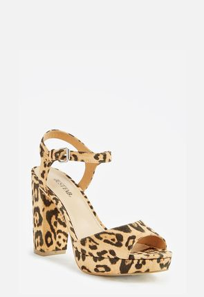 fcbd5951510 Leopard Heels on Sale - Buy 1 Get 1 Free for New Members!