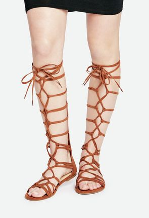 Women s Gladiator Sandals - On Sale - First Pair for  10! 34fa80e9af