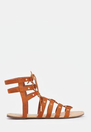 Myra Flat Sandal