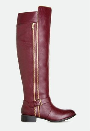 Cheap Wide Calf Boots for Women - On Sale - Buy 1 Get 1 Free for