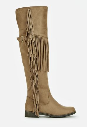 Women's Fringe Boots - On Sale - Buy 1 Get 1 Free for New Members!
