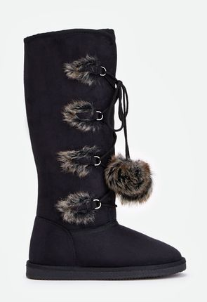 Women's Fuzzy Boots On Sale - Buy 1 Get 1 Free for New Members!