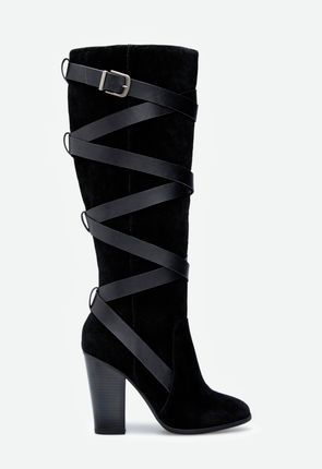 Black Combat Boots For Women - On Sale - Buy 1 Get 1 Free for New
