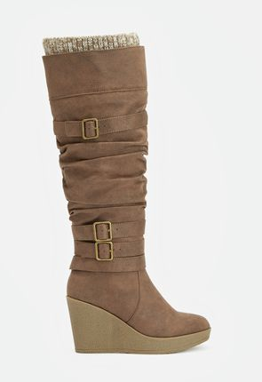 Women's Brown Combat Boots - On Sale - Buy 1 Get 1 Free for New ...