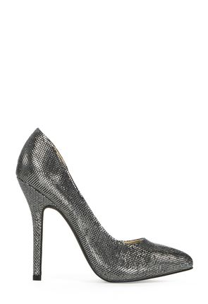 Sexy Black High Heels on Sale - Buy 1 Get 1 Free for New Members!