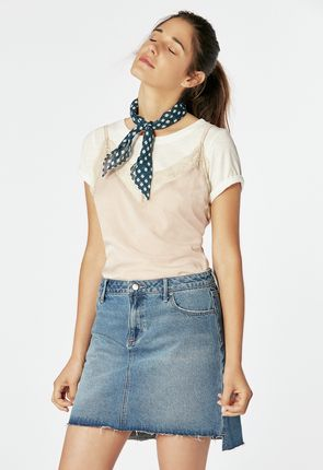 Denim Skirts for Women On Sale - Buy 1 Get 1 Free for New Members!