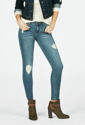 Cheap & Sexy Skinny Jeans for Women - Buy 1 Get 1 Free for New ...