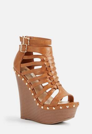 You Ll Enjoy Our Women S Wedges Especially When Select Super Strappy Styles In Bright Hues Wedge Sandals Feature The Unbeatable Combination Of Top
